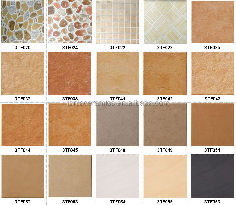 Spain Ceramic Tiles Manufacturer Bathroom Floor Tile Anti