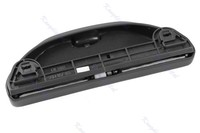 Автомобильные держатели и подставки Black Roof Mount Sunglass Holder For VW Volkswagen MK4 Golf Jetta Bora Polo 9N3