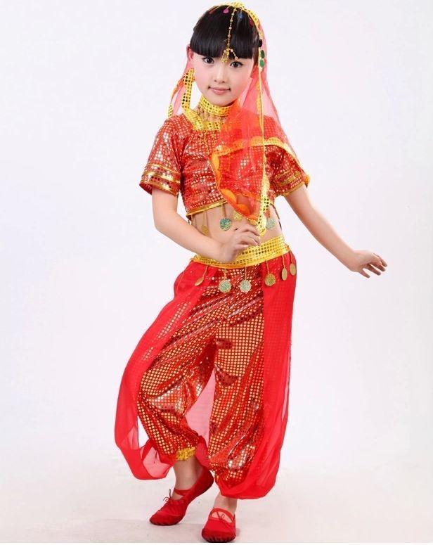 Как сделать сари для танца