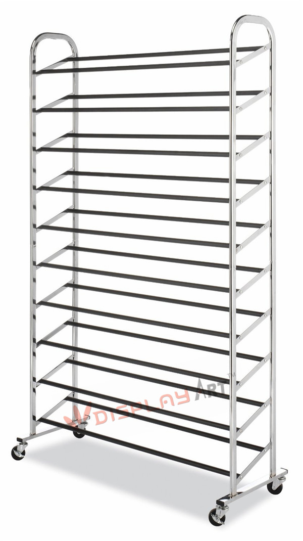 large-capacity shoe rack for display, View shoe racks for ...