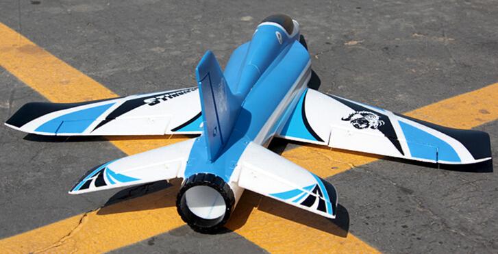 Freewing stinger 64mm kit format edf jet plane sports jet for Bureau edf 64