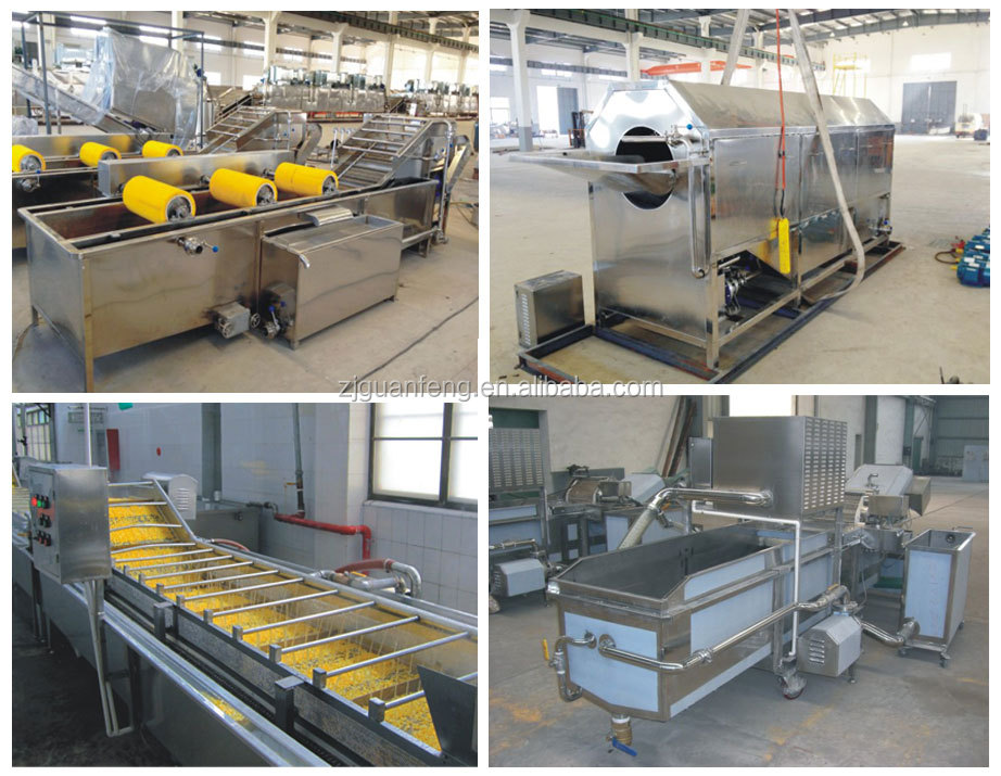 And vegetable drying processing production line food drying machine