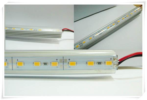 good quality smd5630 rigid 2700k-3200k continuous led strip