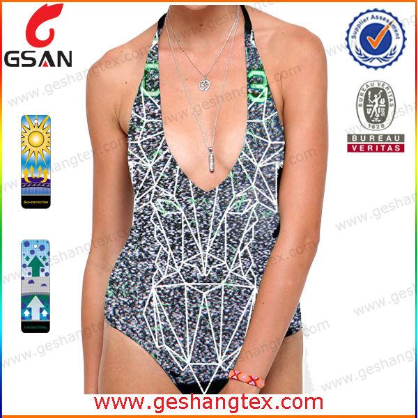 Top quality lady swimwear china manufacturer