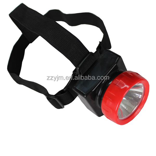 LED Mining Headlamp