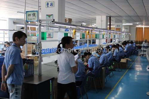 Easy Installation Shenzhen Lenser Security Wireless System GSM Burglar Alarm LS-GSM-215