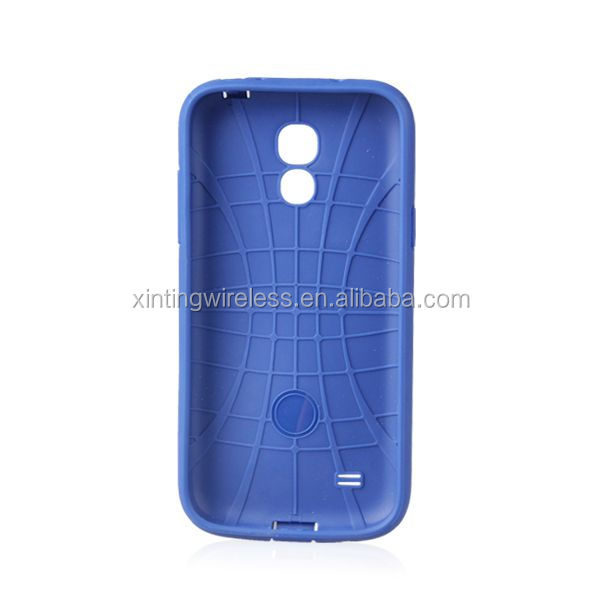 Factory Supply Popular tpu pc case for samsung s4 mini sublimation case for s4 mini