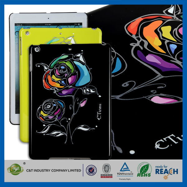 2014 Popular Smartphone hard cover for ipad air customized