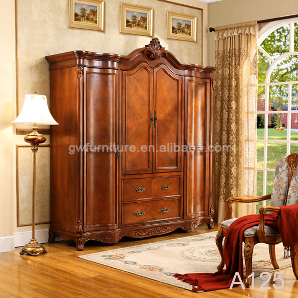 Wooden almirah designs wardrobe buy wooden almirah for Wooden almirah designs for living room