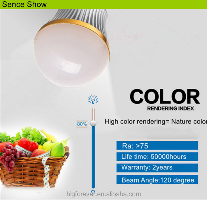 Free sample Brightness CE RoHS Unique designed SMD E27 LED Bulb