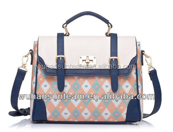 Beautiful fashion ladies leather hand bag