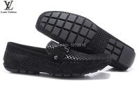 случайные вождения обувь мокасины скольжения на, мужчины бестселлера нежной Мужская ПУ замшевые туфли плоский размер: 40-46