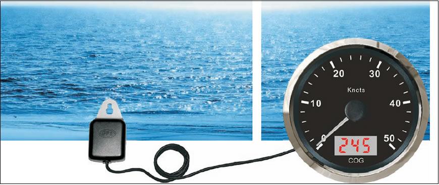 gps спидометры для лодок
