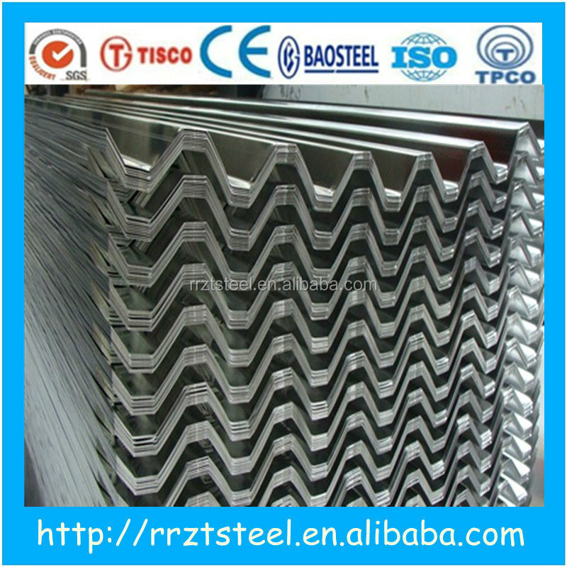 Made in China!!!China aluminum roofing sheet/plate
