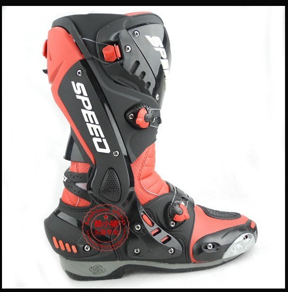 New 2013 Model Motorcycle Boots Pro Biker SPEED Racing