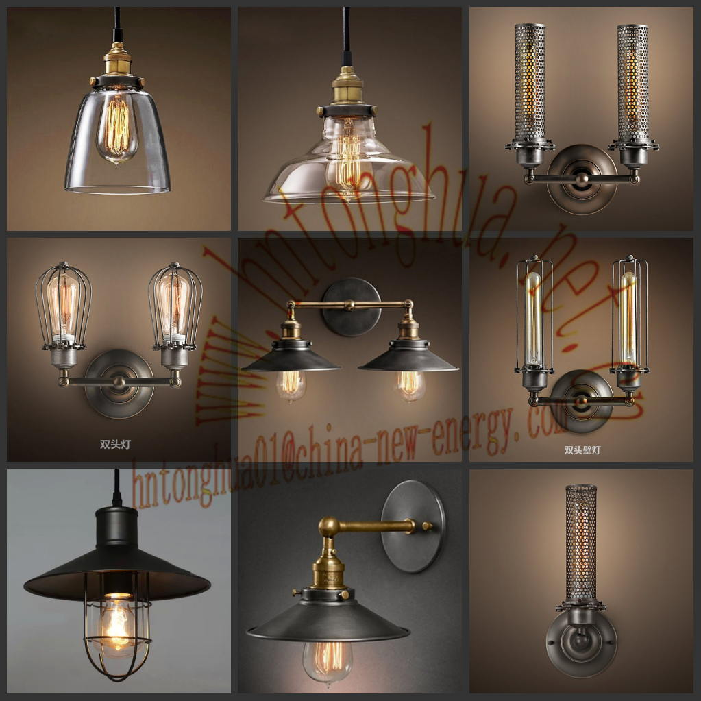 Antique Pendant Light Wall Fixture Th 03 4 Conew3 Conew2