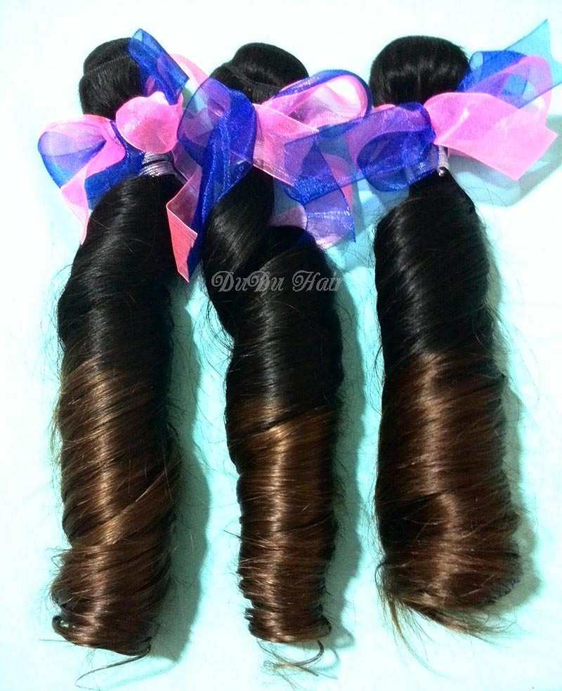 Human Hair Shedding Spring 56