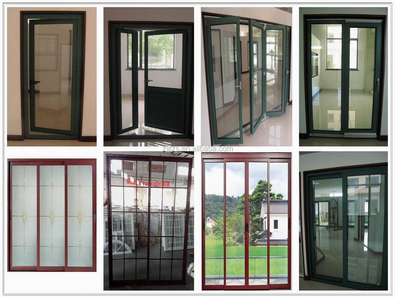 Puertas Para Jardin De Aluminio Aluminio Blanco Puertas Puertas  ~ Puertas Jardin Aluminio Precios