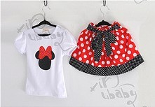 Комплект одежды для девочек ABC t + TZ004
