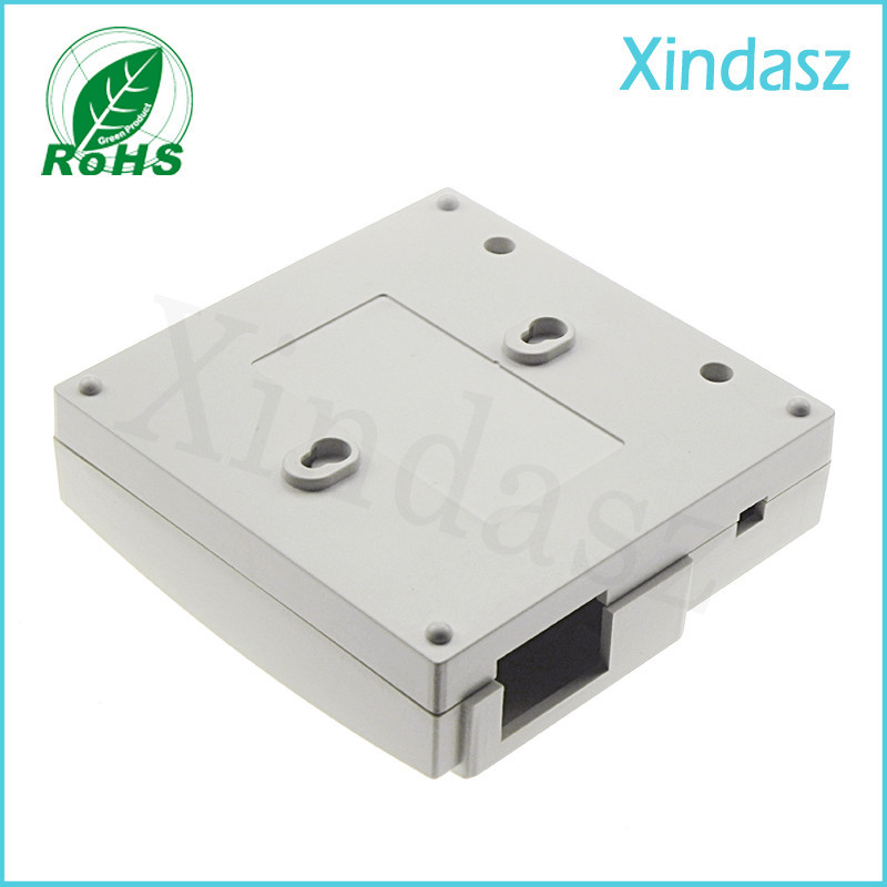 86 Plastic project box enclosure case for diy LCD1602 meter tester with butto /_
