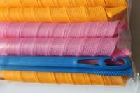 20pcs55cm магия волос бигуди Бигуди, оригинальные рычаги укладка miracurl инструменты diy дома нового в