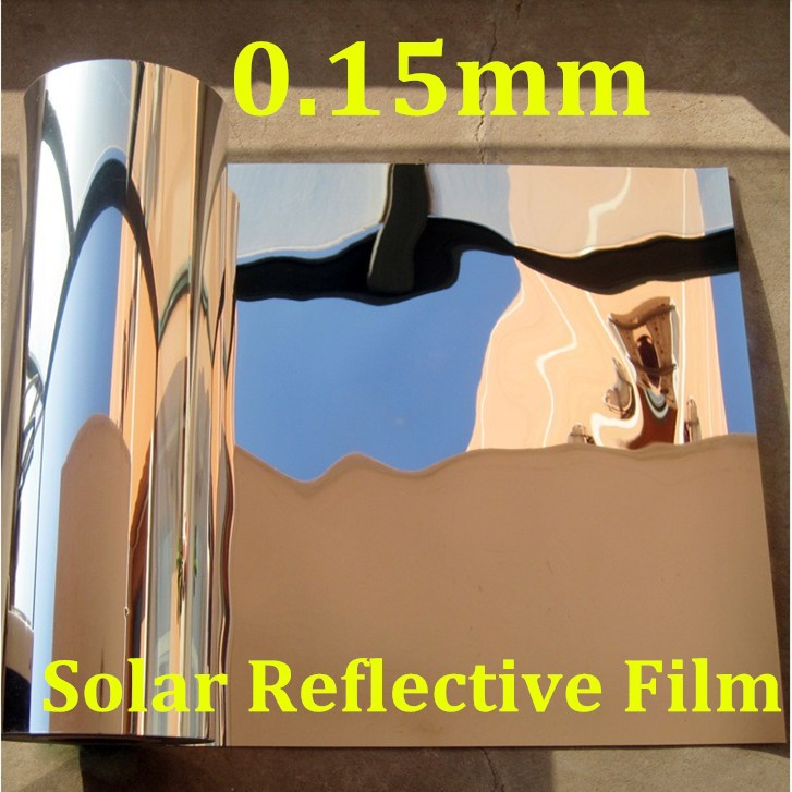 Многофункциональный материал Silver High Gloss Metallic Self-Adhesive mylar wall contact paper