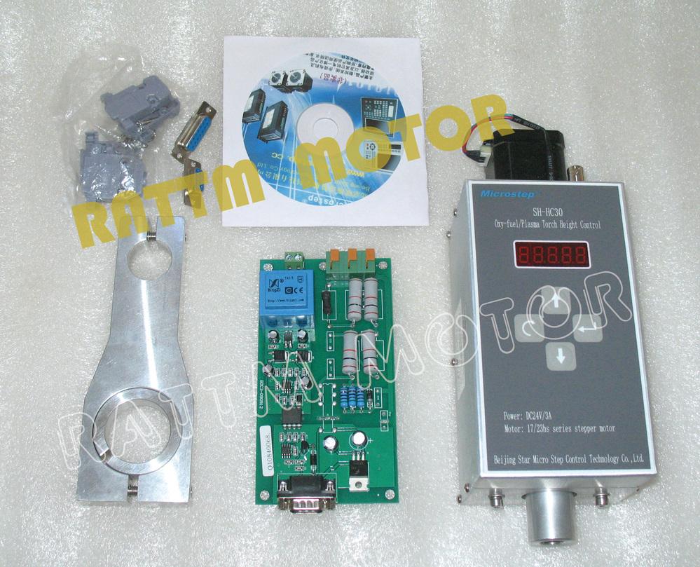 aliexpress acheter automatique arc tension hauteur de la torche plasma controlle pour cnc