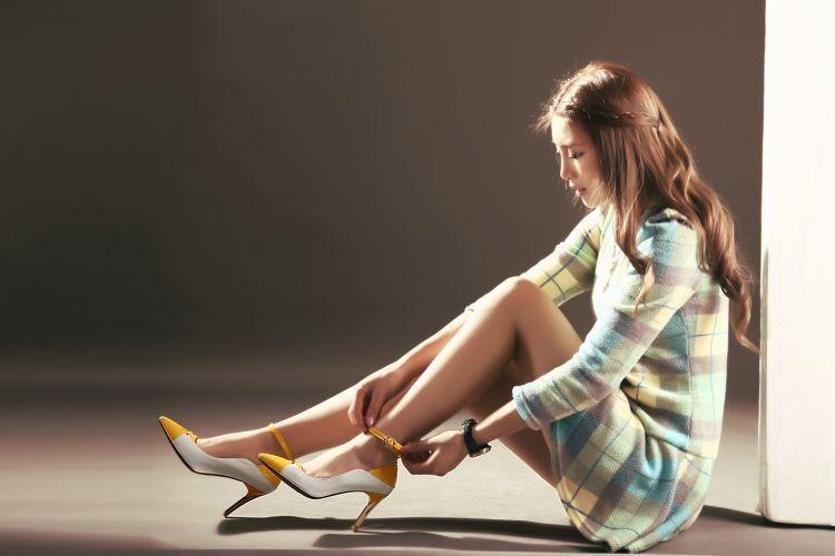 Туфли на высоком каблуке  TL_02