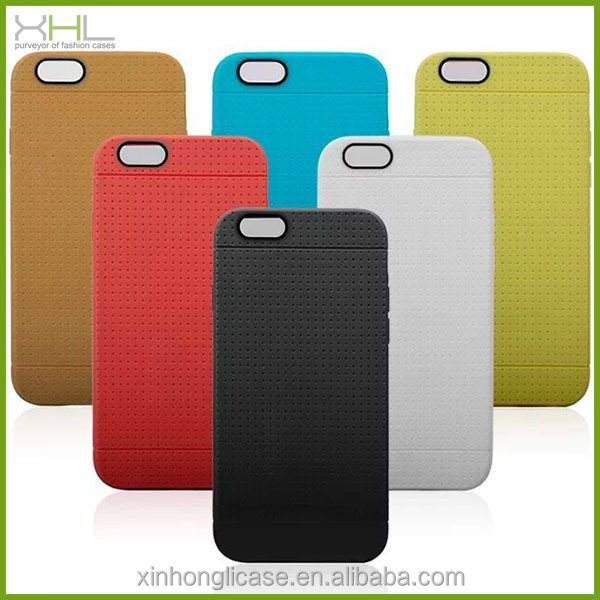 2014 new products colorful tpu mobile Phone cover Case for iPhone6, cheap case for iphone6 with China supplier