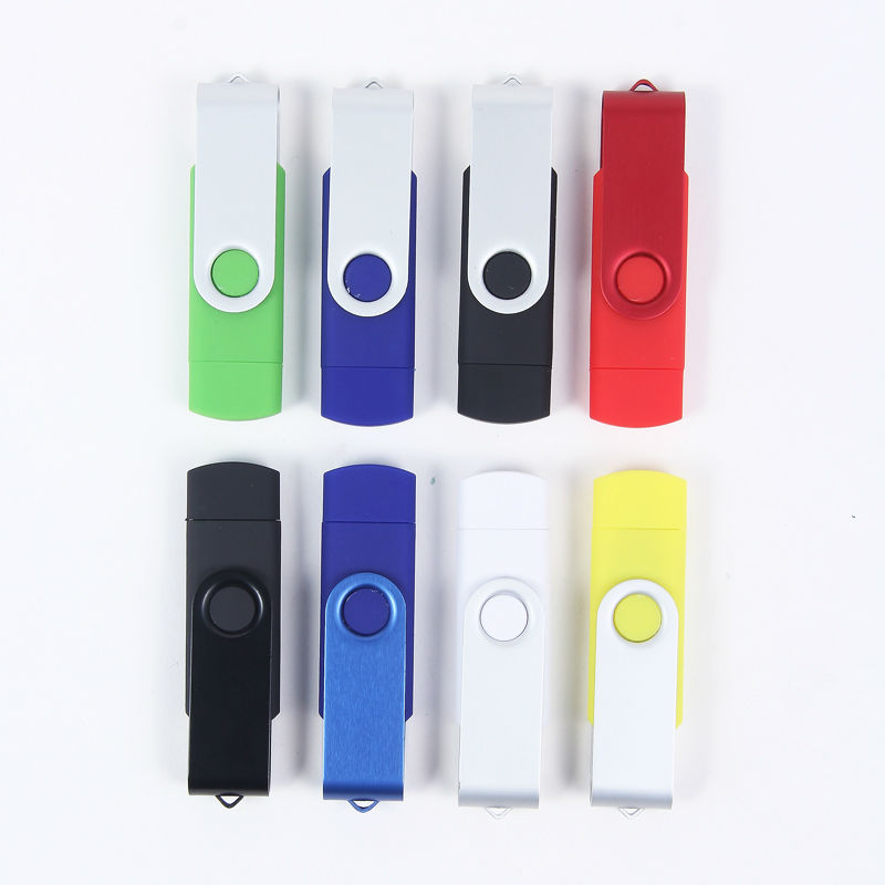 factory promotion gift cheap otg usb flash drive 4gb