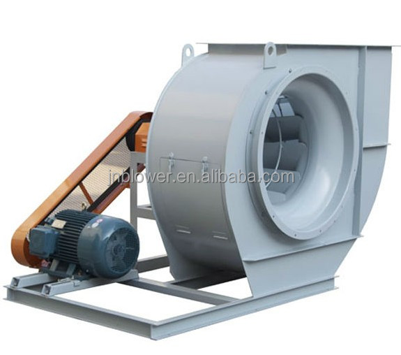 Hot Air Blower Industrial : Centrifugal fan for factory exhaust air duct