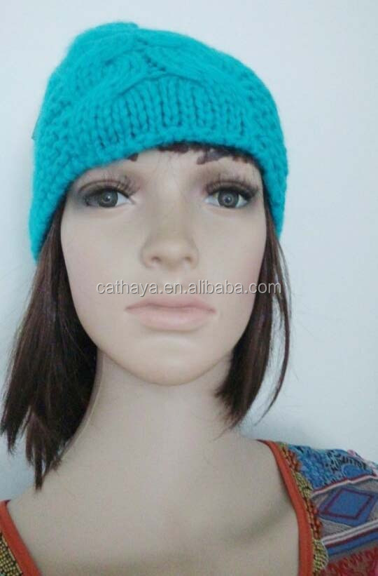 Hot Sale Knitted Hat For Ladies