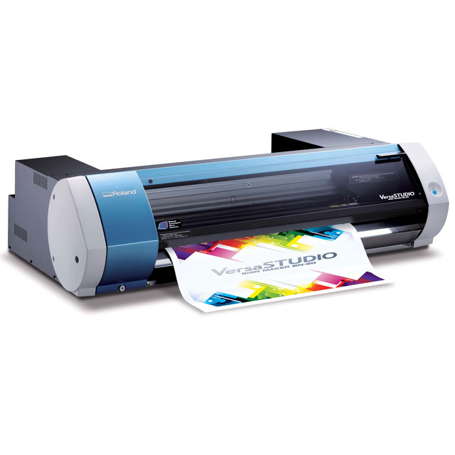 Wholesale Small Size Roland Bn 20 Printing And Cutting