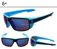 новые ослепительные разноцветные очки спортивные солнцезащитные очки мода солнцезащитные очки 11 цвет отправить очки сумка