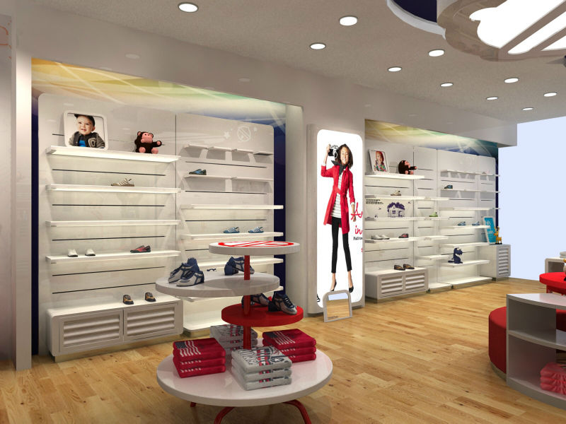 Display baby clothes store interior design buy baby clothes store