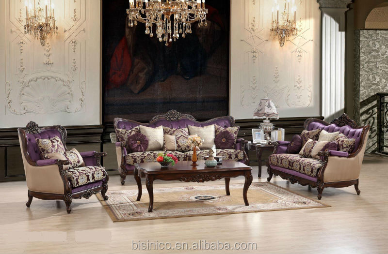 Luxury And Antique Living Room Furniture Sets Classic Italian Style Sofa Sets Bf01 0203 Buy