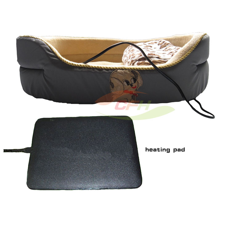 Canopy Dog Bed Large Heated Canopy Dog Beds