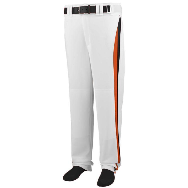 Plus size mens baseball pants