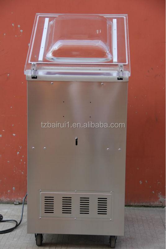 DZ-400 Low type Single chamber food Vacuum sealer