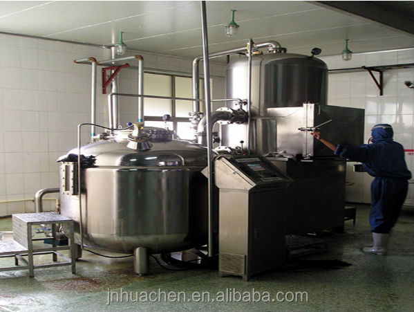 VF-60 vegetable and fruit processing machine