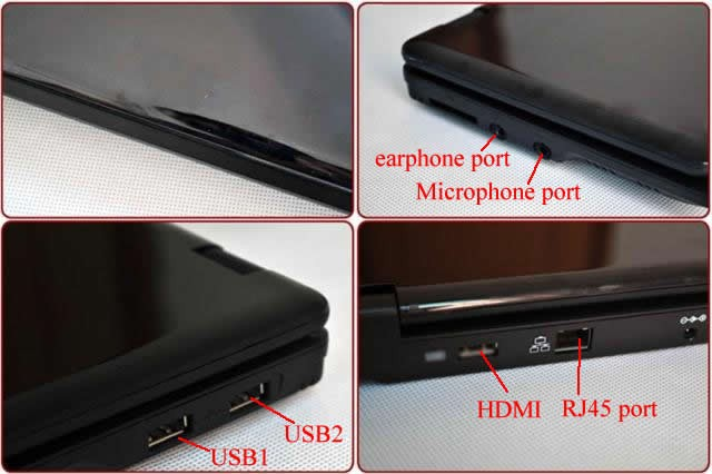Нетбук Wi-Fi 7-дюймовый Андроид 4.4