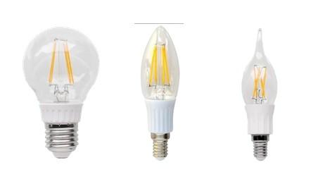 led bulb filament ODA-A60-GY filament led bulb led bulb filament