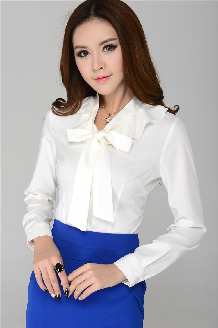 Work Blouses For Women