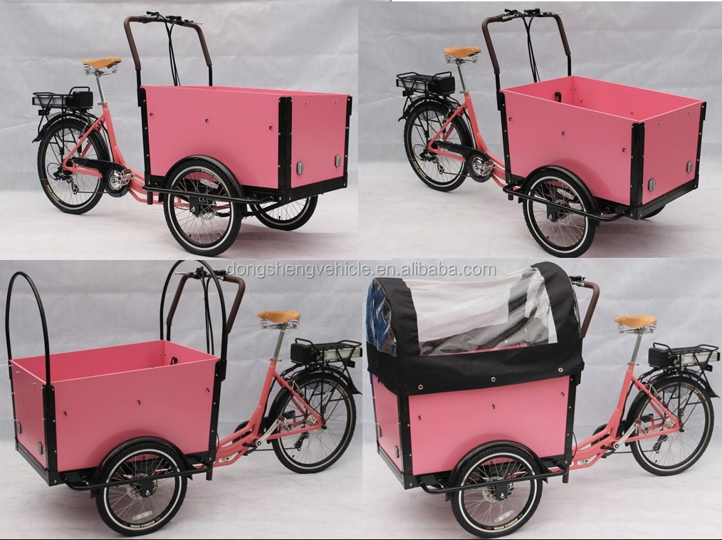 China three wheel electric tricycle cargo electric china
