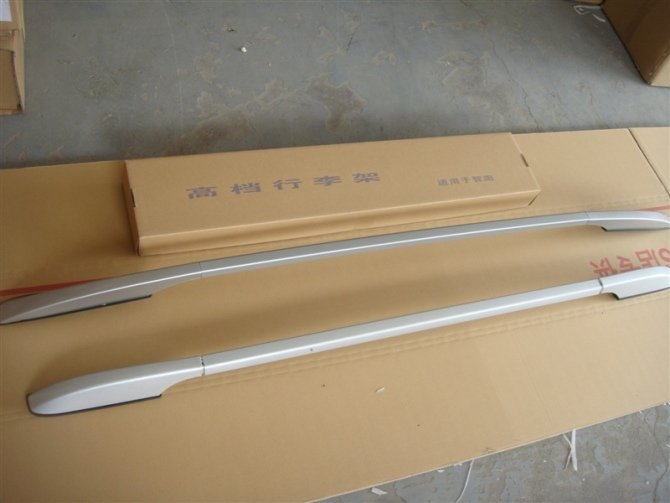 for 2011-2012 KIA Sportager High quality Aluminium alloy Luggage rack(Pasted directly installed)