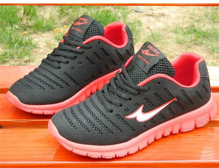 Новые мужчины и женщины теннисная обувь унисекс красный сетчатый кроссовки пара мода спорт shox сапоги легко путешествия Открытый кроссовки