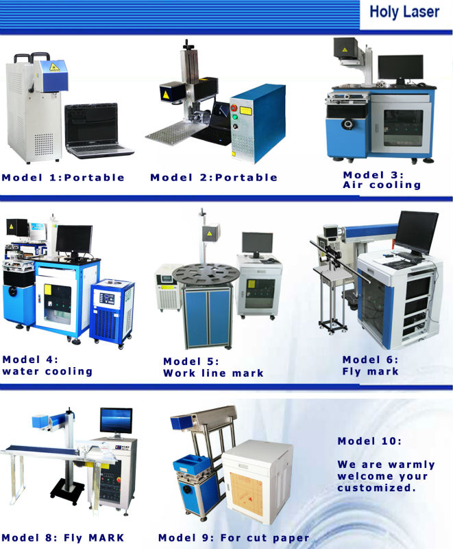 CO2 laser engraving machine for acrylic board HSGP-75W