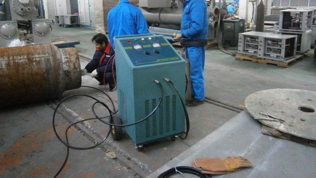 r410a recovery machine