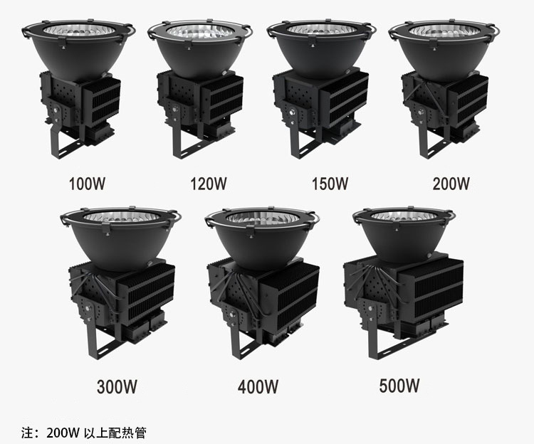 Alibaba Best Suppliers IP65 outdoor 50W-200W led flood light