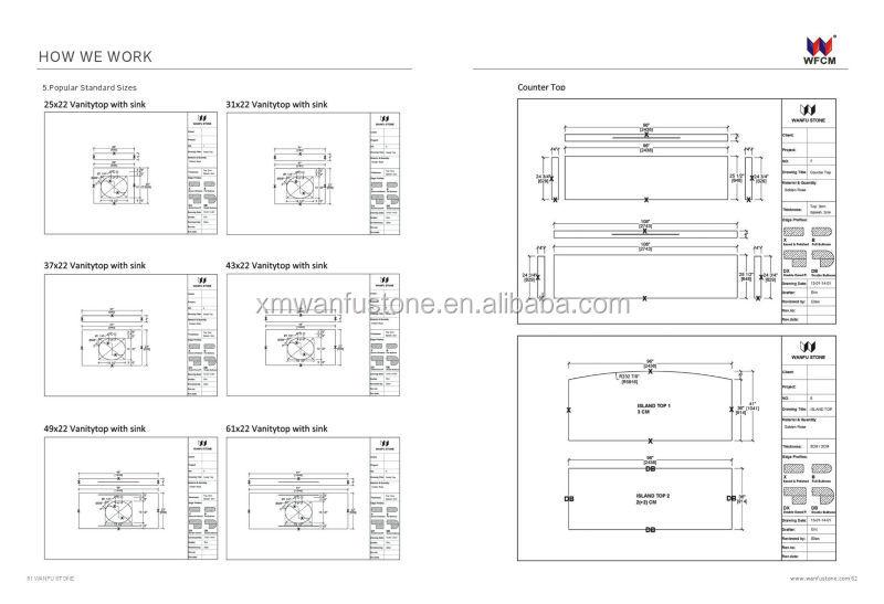 Hot Sale Pre Cut Granite Countertops,Kitchen Granite Countertops,island  Manufacturer   Products   Xiamen Wanfu Industry U0026 Trade Co.,ltd   GOGOstone